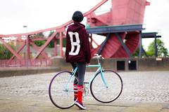 ▲ (333Bracket) Tags: london bike socks hoodie ride singlespeed vans fullframe ef50mm14 333bracket foffa canon5dmk2