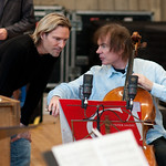 Eric Whitacre and Julian Lloyd Webber