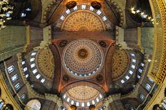 Yeni Cami (Yeni Mosque) (Sinan Doan) Tags: yenimosque yenicamiklliyesi istanbulcamileri mosque trkiye ini architecture cami estambul   isztambul yenicami newmosque istanbulphotos istanbulfotoraflar osmanldnemi islam islamiyet mslman turkey   trkei trkiy istanbul sinandoan fisheye balkgz kubbe istanbulgezilecekyerler istanbulgezi istanbulhakkndaherey istanbulugeziyorum   istanbultravel  estanbul