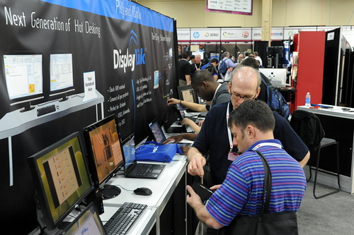 DisplayLink Booth