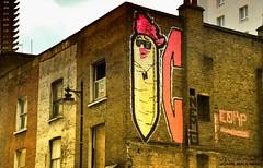 Nemo (unusualimage) Tags: streetart london graffiti nemo eastend unusualimage