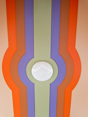 Symmetrie (Dimormar!) Tags: abstract rotterdam meetup muurschildering kubuswoning symmetrie pietblom overblaak paalwoning muurversiering meetupsrotterdam05052012