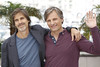 Walter Salles and Viggo Mortensen 'On the Road' photocall during the 65th Cannes Film Festival Cannes, France