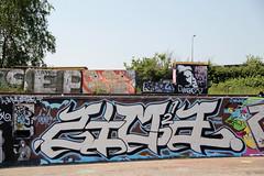 graffiti (wojofoto) Tags: streetart holland amsterdam graffiti nederland netherland ndsm noord wolfgangjosten wojofoto