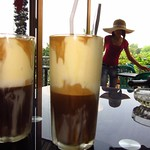 "Caphe Trung Da (Iced Coffee with Egg White) <a style=""margin-left:10px; font-size:0.8em;"" href=""http://www.flickr.com/photos/14315427@N00/7268080052/"" target=""_blank"">@flickr</a>"