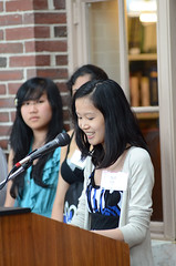 Freeman Scholars Reception 12 (wesleyan.university) Tags: usa reunion connecticut commencement middletown rc 2012 wesleyanuniversity reunionandcommencement freemanscholarsreception rc2012 freemanasianscholars