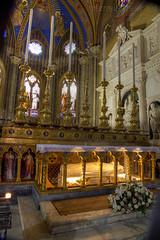 "Basilica di Santa Maria sopra Minerva, tomba di Santa Caterina da Siena • <a style=""font-size:0.8em;"" href=""http://www.flickr.com/photos/89679026@N00/7280392840/"" target=""_blank"">View on Flickr</a>"