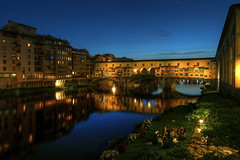 Ponte Vecchio and Rowing Club (1982Chris911 (Thank you 1.250.000 Times)) Tags: bridge italy night canon river florence firenze arno pontevecchio canottieri canon5dmkiii canoneos5dmarkiii eos5dmarkiii 5dmark3 canoneos5dmark3 canon5dmark3 eos5dmark3 eos5dmkiii canoneos5dmkiii