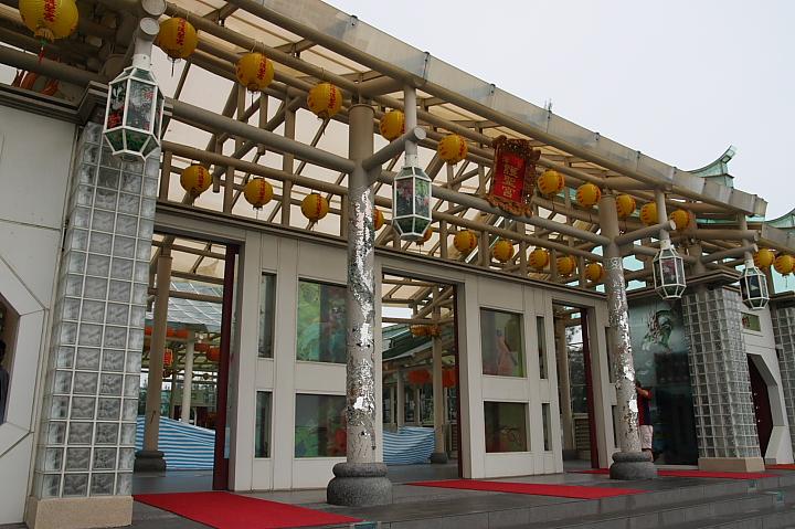台灣玻璃館(玻璃廟)033