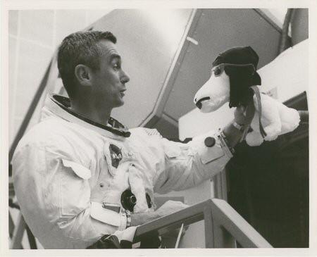 MEDICOM TOY - VCD SNOOPY(ASTRONAUTS Ver.)