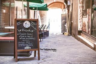 Siena I (The Tuscany Series)