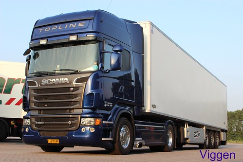 Kok Halland : mike kok holland scania topline v8 r730 Car Tuning