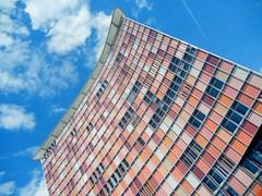 Kreuzberg - GSW Hochhaus Building 2 (luco*) Tags: building berlin kreuzberg hochhaus gsw flickraward flickraward5