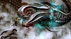 Avengers concept art: