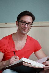 Mark (Zefrog) Tags: portrait man studio drawing maleform draftsman zefrog