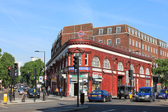 Chalk Farm Station, NW3 (Tetramesh) Tags: tetramesh london uk england britain greatbritain unitedkingdom