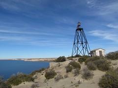 G1072 Punta Conscriptos (Turismo y Faros) Tags: lighthouse argentina faro punta beacon faros baliza conscriptos