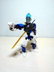 Stormer X, Hero Factory Moc 3 (Dance_91) Tags: lego samurai moc stormer herofactory