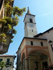 Isola Pescatori Chiesa di San Vittore