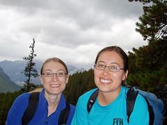 20090911_Ryan_in_Banff_0005.jpg (Ryan and Shannon Gutenkunst) Tags: canada hiking hike alberta banff mountrundle emiliahuertasanchez