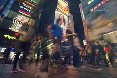 shinsaibashi-suji shopping street, Osaka (TOONMAN_blchin) Tags: japan  osaka  shinsaibashisujishoppingstreet