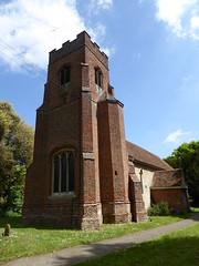All Saints, Waldringfield (Granpic) Tags: suffolk churchtower waldringfield suffolkchurch tudortower allsaintswaldringfield