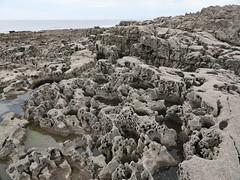 Porthcawl rocks (Nevrimski) Tags: rocks porthcawl rockpools