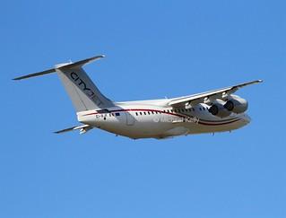Cityjet                                        Bae RJ85                                   EI-RJF