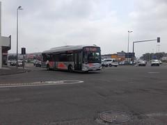Lacroix rseau Valoise Heuliez GX 337 hyb EB-849-KN (95) n1027 (couvrat.sylvain) Tags: bus cars autobus 337 lacroix beauchamp gx patte heuliez hybride doie dherblay heuliezbus valoise gx337