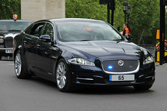Metropolitan Police Unmarked Jaguar XJL Portfolio Specialist Escort Group (PFB-999) Tags: colour london car group police special covert vehicle leds service met saloon metropolitan escort seg grilles unit the unmarked mps 2016 specialist jagular trooping xjl