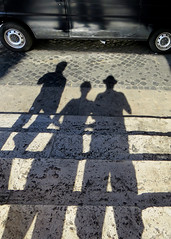 The Two Amigos and Friend (Padski1945) Tags: shadows shadowplay meandmyshadow theshadows fromtheshadows