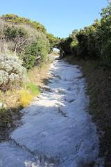 Chemin calclaire (elina.tsamigos) Tags: corse corsica hike hiking rando france love calcaire bonifacio bunifaziu landscape