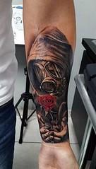 Guys Wrist Tattoo Of (MAJOR TRIADZ) Tags: tattoo paradise outdoor furniture guys craig anthony wrist wicker of