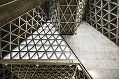 (ilConte) Tags: church architecture geometry kirche chiesa architektur architettura trieste santuario geometria geometrie friuliveneziagiulia montegrisa antonioguacci