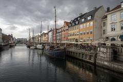 Nyhavn (Phil W Shirley) Tags: water copenhagen denmark boats nyhavn waterfront harbour ships quay danmark hdr københavn pfstools
