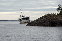 Aila af Karlstad (Bomanson) Tags: water ship shipping vnern gtacanal