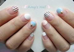[]  Amy'Nail  (aK990123) Tags: nail nailart    2016  2015         gelnail         nailgel