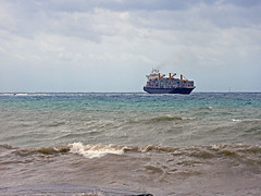 16061701852foce (coundown) Tags: genova mare vento velieri sailingboat ussmasonddg87 ddg87 ussmason mareggiata piloti