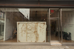 Gallery View, Lower East Side, NY, 2016 (Jack Toolin) Tags: newyorkcity urban newyork streets cities gentrification transition urbanlandscape jacktoolin