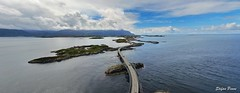 Atlantic road (spfoto) Tags: road norway air aerial atlantic