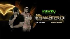 07-15-16 Insanity Nightclub Bangkok Presents DJ Master D & G Spark (clubbingthailand) Tags: club thailand dj bangkok mc thai insanity hiphop nightlife edm bkk httpclubbingthailandcom
