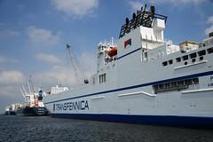 Euroports (DST_1965) (larry_antwerp) Tags: plyca 9345398 salta 9419242 starisfjord 9182978 honor 9126297 euroports vrasenedok antwerp antwerpen       port        belgium belgi          schip ship vessel