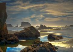Oregon seascape (Stan Smucker) Tags: oregoncoast seashore seacape bandonoregon