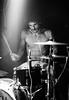 My pet shark (Adeypoos) Tags: blackandwhite bw sticks livemusic drummer drumkit rhythm drumsticks canon85mmf18 adrianpollardphotography mypetshark