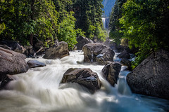 Merced River Rapids (jeff_a_goldberg) Tags: california summer us unitedstates nps unescoworldheritagesite unesco yosemite yosemitenationalpark nationalparkservice mercedriver vernalfall