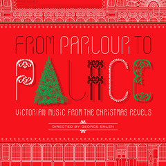 CD covers for Revels recordings, this one is from 2014 (Cahoots Design) Tags: print design typography tradition christmas xmas revels winter holidays sanders harvard kids child community branding brand identity music song dance folk folklore cahoots theater theatre joy musical marketing celebration history historical victorian school culture audience letterforms stories magic education boston cambridge palaca