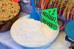 "Amaranth flour • <a style=""font-size:0.8em;"" href=""https://www.flickr.com/photos/7515640@N06/6897298580/"" target=""_blank"">View on Flickr</a>"