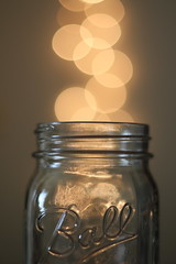 122/365: Filling my Jar