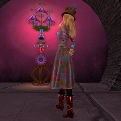 Coat, Hat and Lamps of many colours! (KymSara) Tags: afghanistan hat fashion blog boots hats jewelry chapeau blonde blogged casual morgane laq ffl fashionforlife kymsara finesmith bohohobo