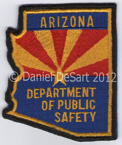 Arizona Department of Public Safety (Older Version)